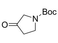 1-叔丁氧羰基-3-吡咯烷酮,90%(GC)