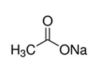 醋酸钠,无水,药用辅料,99%