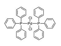 双(三苯基膦)二氯化钯(Ⅱ), 98%