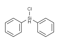 二苯基氯硅烷,90%