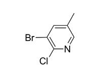 2-氯-3-溴-5-甲基吡啶,98%(GC)