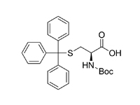 N-(叔丁氧羰基)-S-三苯甲基-L-半胱氨酸,98%(HPLC)