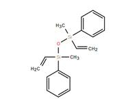 1,3-二乙烯基-1,3-二甲基-1,3-二苯基二硅氧烷,95%(GC)