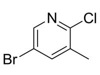 2-氯-3-甲基-5-溴吡啶,98%(GC)