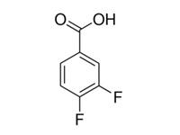 3,4-二氟苯甲酸,98%(GC)