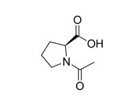 N-乙酰-L-脯氨酸,90%