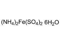 硫酸亚铁铵标液,0.25mol/L