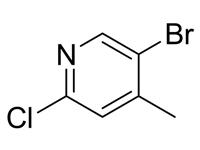 5-溴-2-氯-4-甲基吡啶,98%(GC)