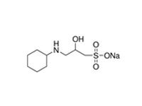 3-环己胺-2-羟基-1-丙磺酸钠,98%