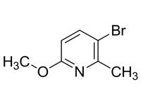2-甲氧基-5-溴-6-甲基吡啶
