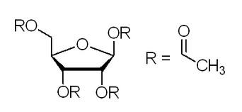 <em>四</em>乙酰核糖,99%