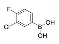 3-氯-4-氟苯硼酸,98%(HPLC)
