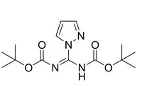 N,N'-双(叔丁氧羰基)-1H-吡唑-1-甲脒,98%(HPLC)