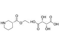 (R)-3-哌啶甲酸<em>乙</em><em>酯</em>-L-酒石酸盐,98%