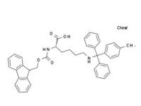 Nα-Fmoc-Nε-(4-甲基三苯甲基)-L-赖氨酸