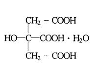 枸橼酸 药用辅料