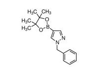 1-苯甲基-4-(4,4,5,5-四甲基-1,3,2-二氧硼戊环-2-基)吡唑,96%(GC)