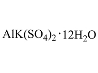 十二水合硫酸铝钾,ACS