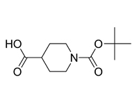 1-BOC-4-哌啶甲酸,99%(HPLC)