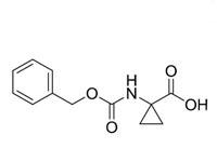 1-(苄氧羰基氨基)环丙烷羧酸,98%(HPLC)